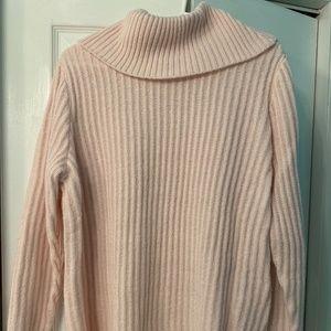 Lane Bryant Cowl-Neck Sweater size 18/20